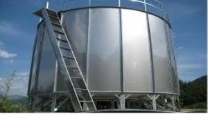 ترمیم بدنه مخازن 200 هزار لیتری از جنس فولاد زنگ نزن 316L