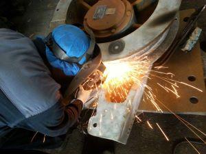 ترمیم و تعمیر تجهیزات سر چاهی